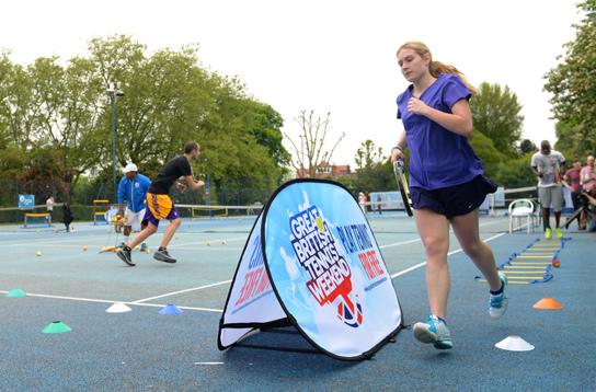 Cardio Tennis