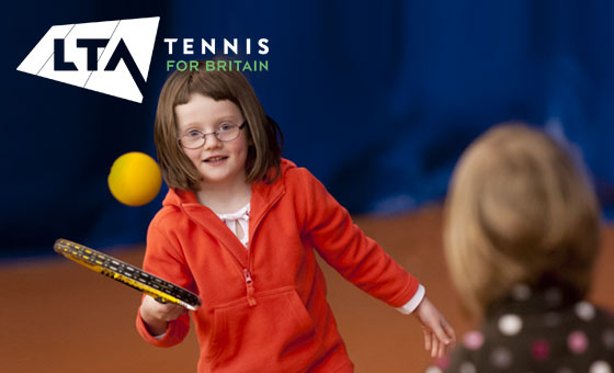 Mini Tennis courses designed specifically for kids.
