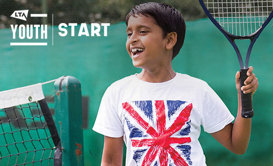 Tennis for Kids, great tennis courses for kids aged 5-8.